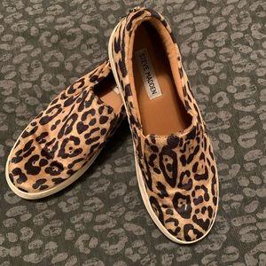 🆕 Steve Madden Cheetah Slip Ons